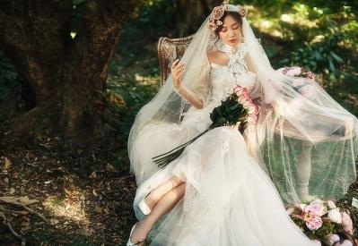 西安台北新娘婚纱摄影招聘化妆师6000-7000元/月