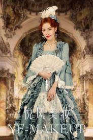 彰显不俗魅力 复古又高级的巴洛克公主